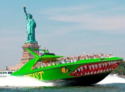 Passeio de barco The Beast - New York